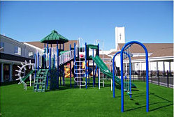 Miami Commercial Playgrounds great for schools, pre-schools, churches, community, association and municipal playgrounds