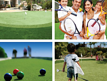 FieldTurf Synthetic Grass for any sport. Over 16 years, we've provide artificial turf for Florida sports locations.