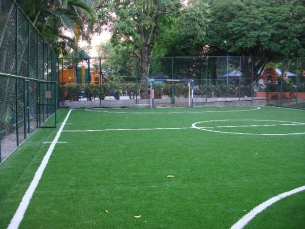 FieldTurf artificial grass Soccer Field_600