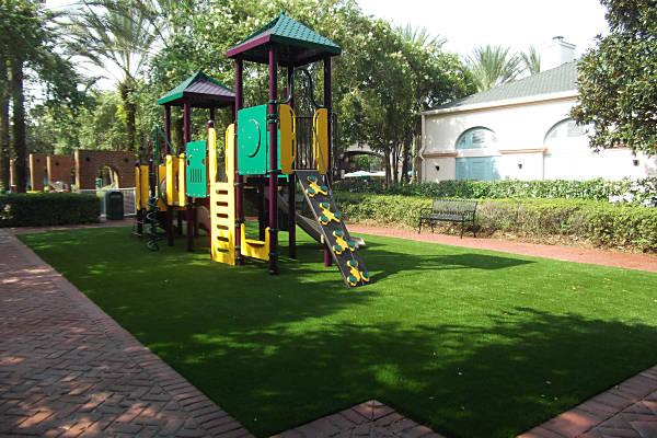 Walt Disney World Port Orleans Playground