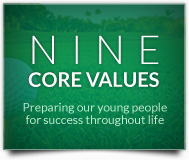 The First Tee - Golf Instruction for Youth- Nine Core Values