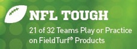 EasyTurf by FieldTurf is NFL Tough Artificial Grass